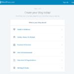 Jak vytvořit vlastní blog zdarma na WordPress.com